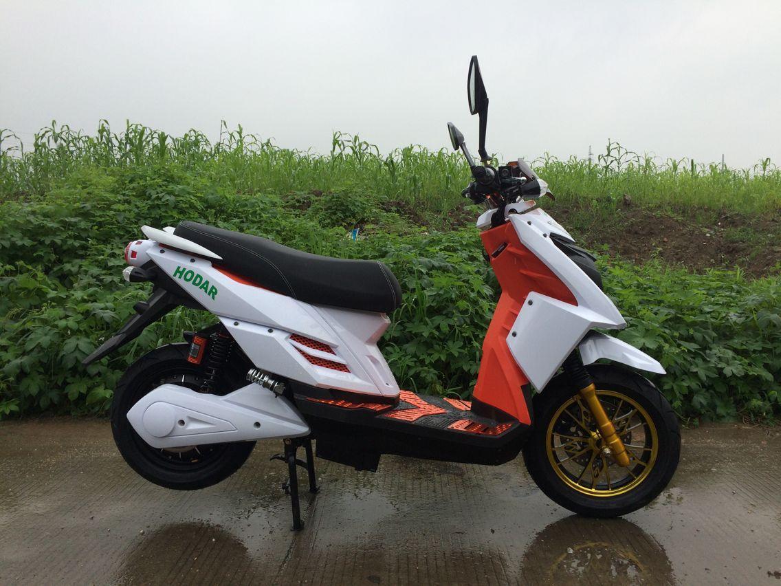 Hotsales Electric Motorcycle Motorbike Electric Scooter 2000W (HD2000-TT)