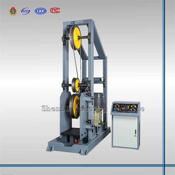 China Pl-1 Wire Rope Fatigue Testing Machine - China Wire Rope ...