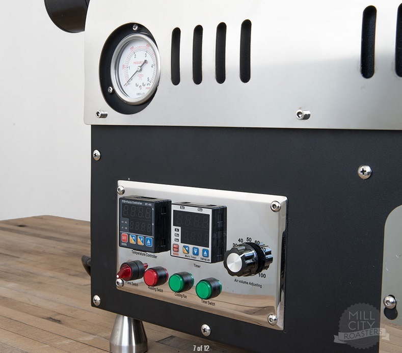 500g Electric Coffee Roaster/0.5kg Coffee Roaster
