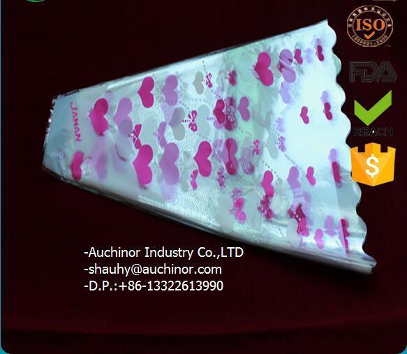 Fresh Flower Bag Bag for Fresh Flower Packaging  Bouquet Sleeve