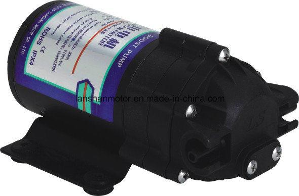 Lanshan 50gpd Diaphragm RO Self-Suction Pump 0 Inlet Pressure Water Pump
