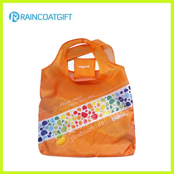 Promotional Folding Nylon Shopping Bag
