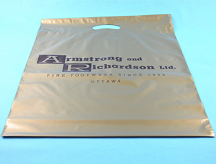 Biodegradable Shopping Plsastic Bag (MD-BI-03)
