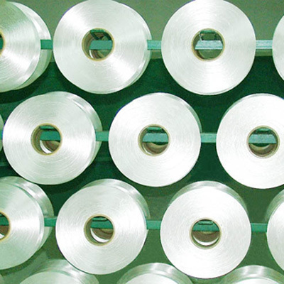 Polyester FDY Cationic Yarn 75D/72f, Bright Round, RW, AA Grade