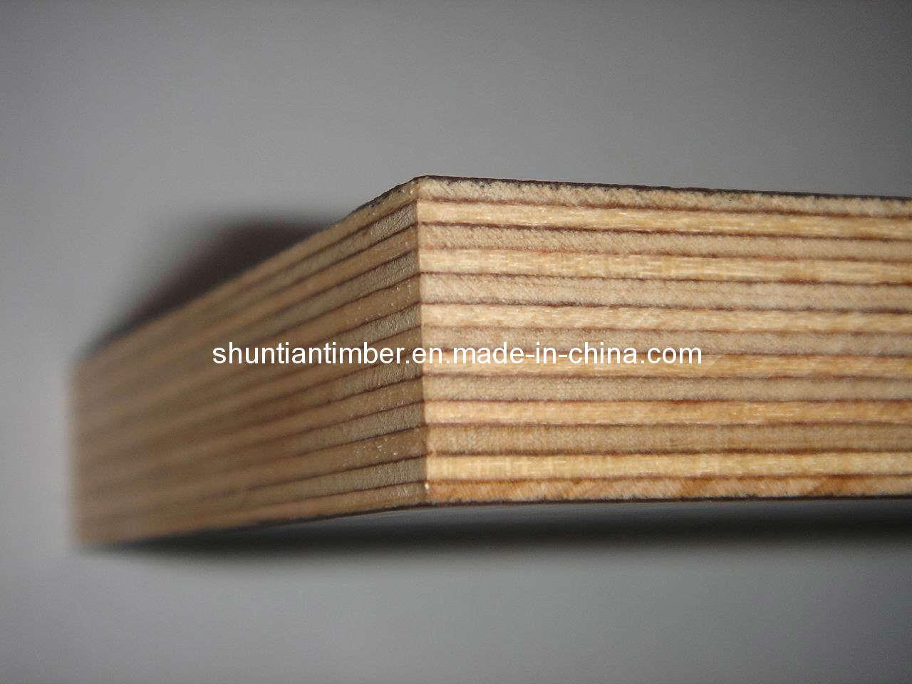 birch plywood grades