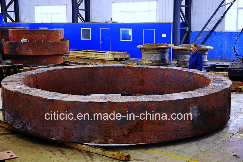 Rotary Tyre for Rotary Kiln and Rotary Dryer