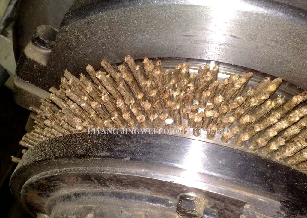 Best Quality X46cr13 Pellet Making Machine Ring Dies