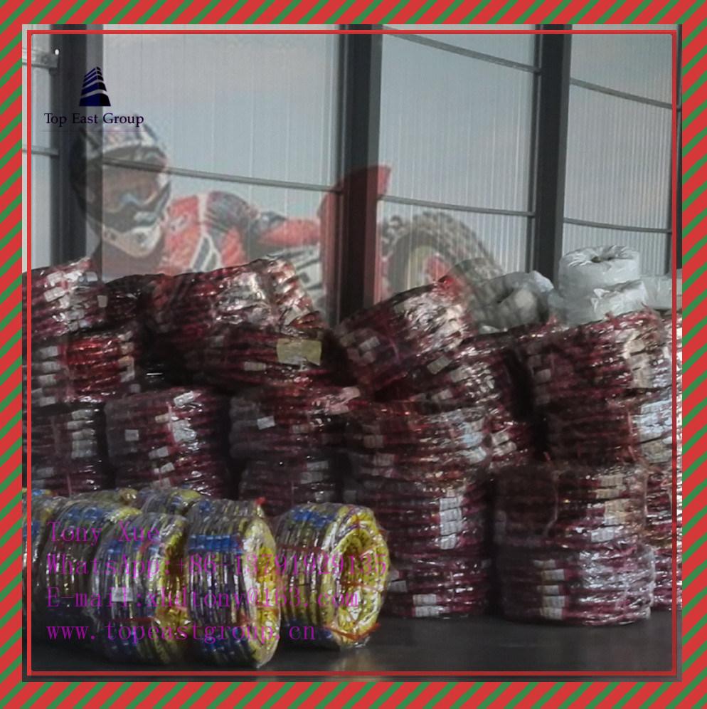 325-18 300-18 300-17super Quality Motorcycle Tyre 6pr Nylon