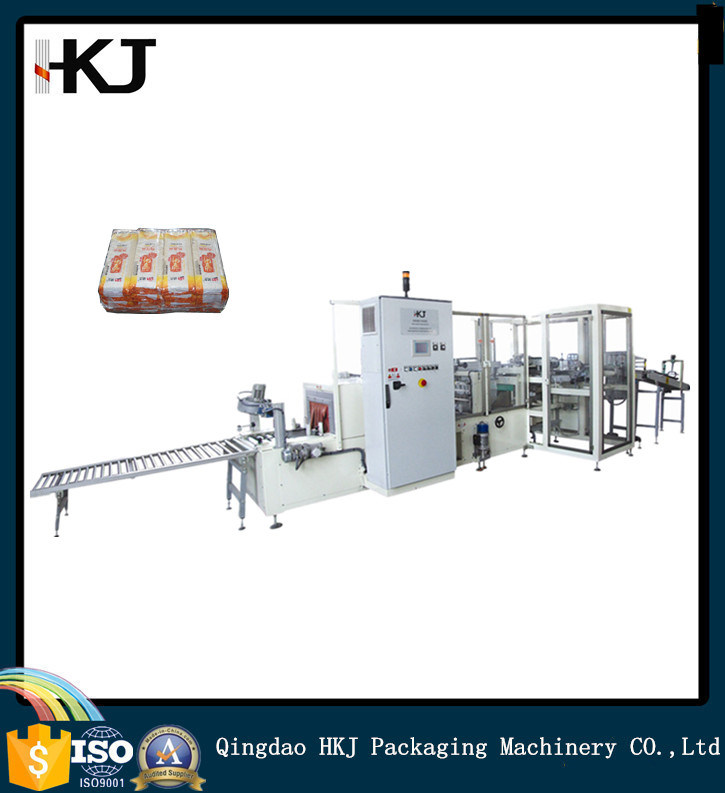 Full-Automatic High Shrink Packaging Machine (BJWZ 15/8)