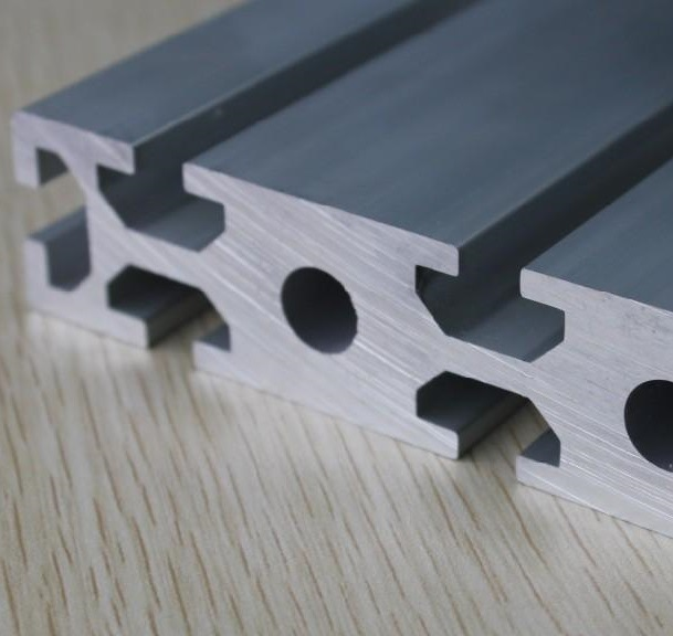 Aluminium Frame Extrusion Aluminium Profile Production