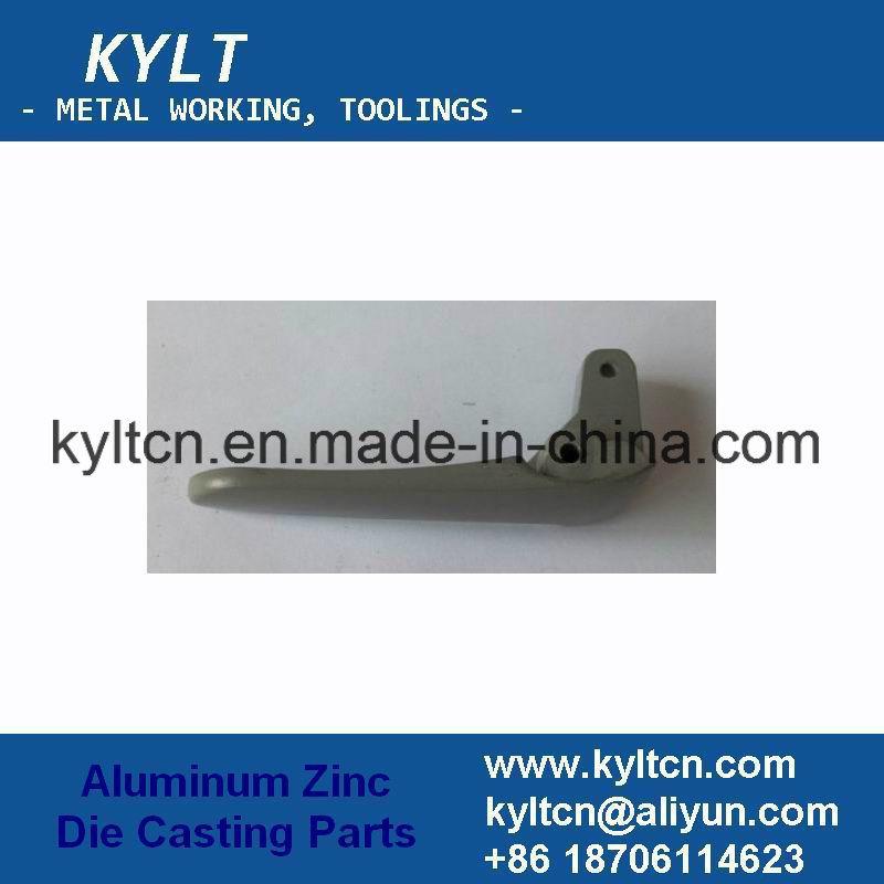 High Precision Machining Aluminum Die Casting Parts for Auto