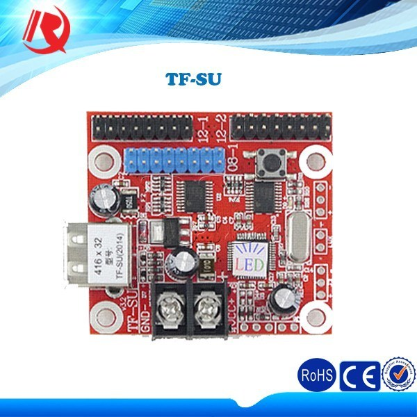 2015 P10 Single Color TF-Su LED Display Control Card