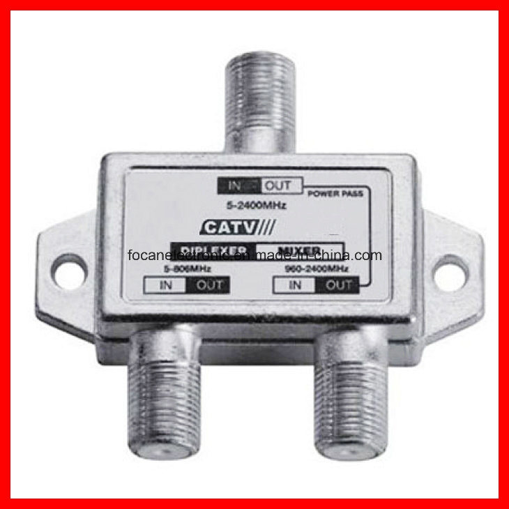 Satellite CATV Mixer, Duplexer