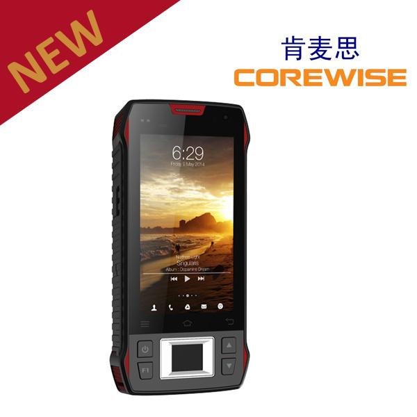 Industrial 4G Smartphone with Fingerprint Sensor/RFID Reader/Rugged Barcode Scanner Android