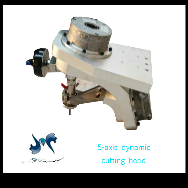 High Precision 5 Axis Water Jet Cutter Head for Waterjet Cutting Machine