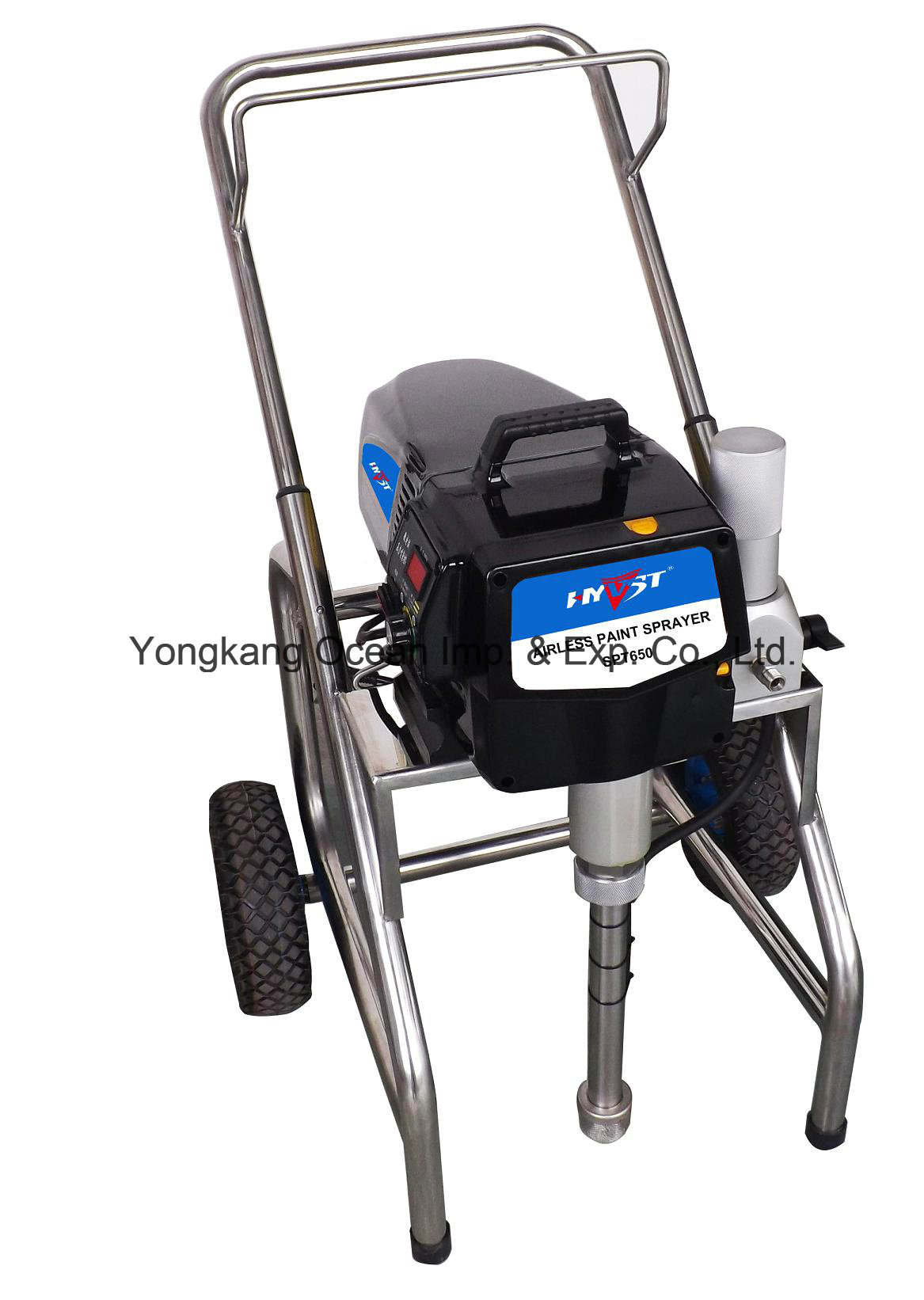 Hyvst Electric High Pressure Airless Paint Sprayer Spt650