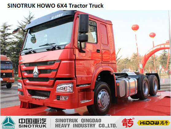 Sinotruk HOWO 6*4 Tractor Truck (ZZ4257M3241W)