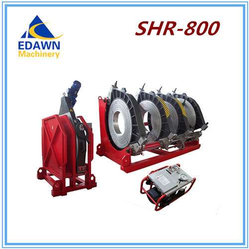 Shr-160 Model HDPE Pipe Hydraulic Butt Fusion Machine