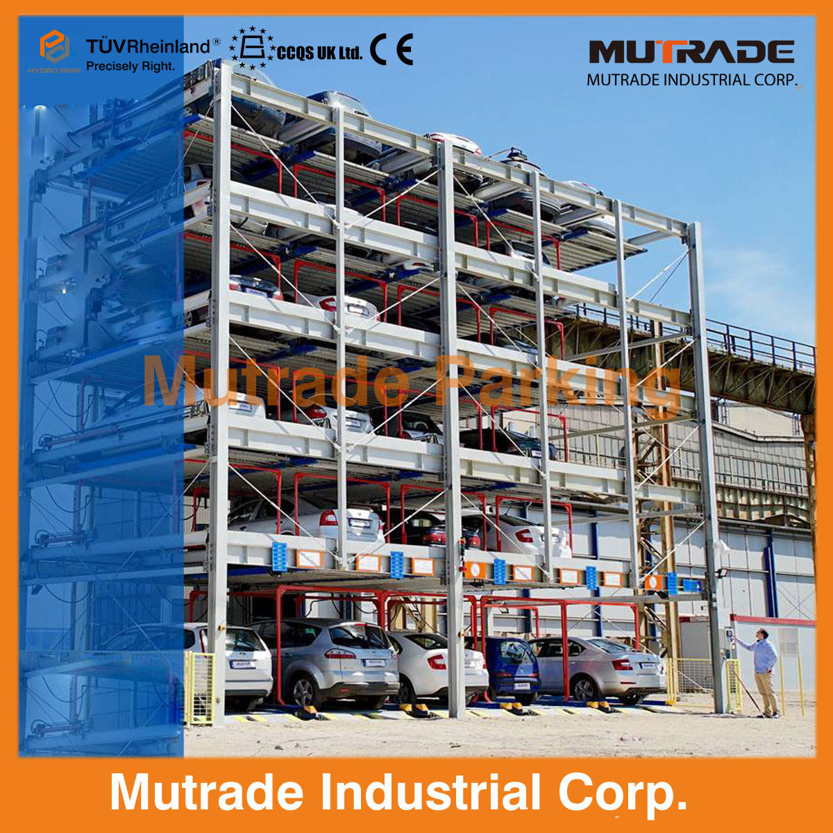 High Speed Puzzle Parking Equipment China Factory