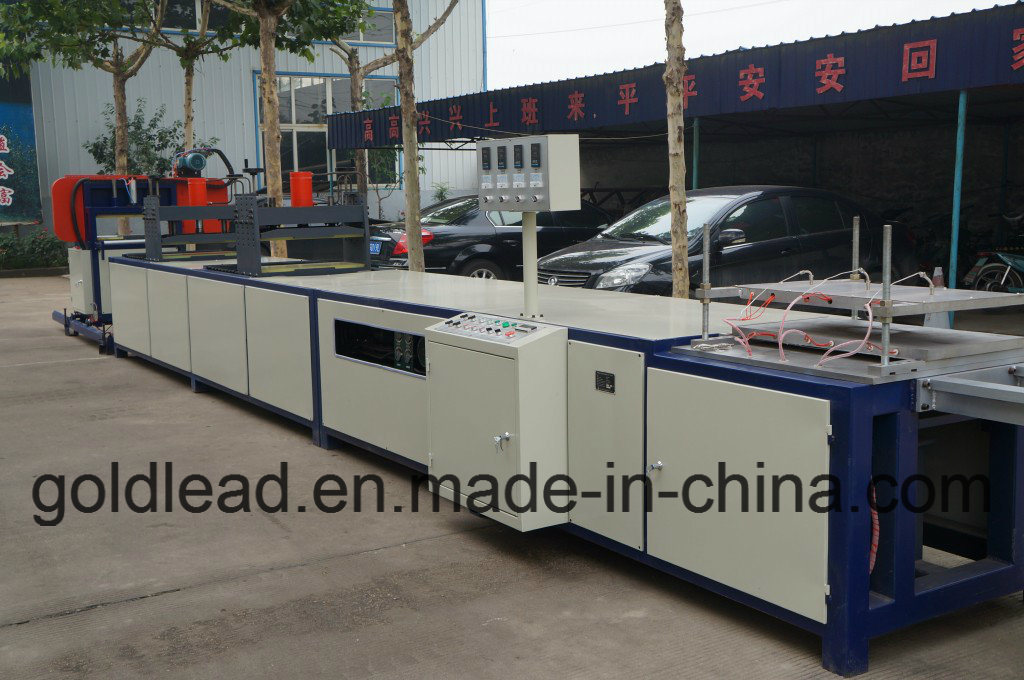 China Experienced High Quality Professional Manufacturer Best Price FRP Pultrusion Machine