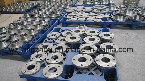 DIN Standard Pn6 Stainless Steel Forging Flate Flange