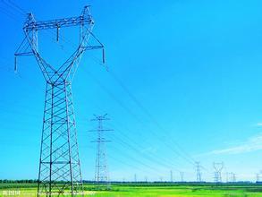 500kv Steel Transmission Power Tower