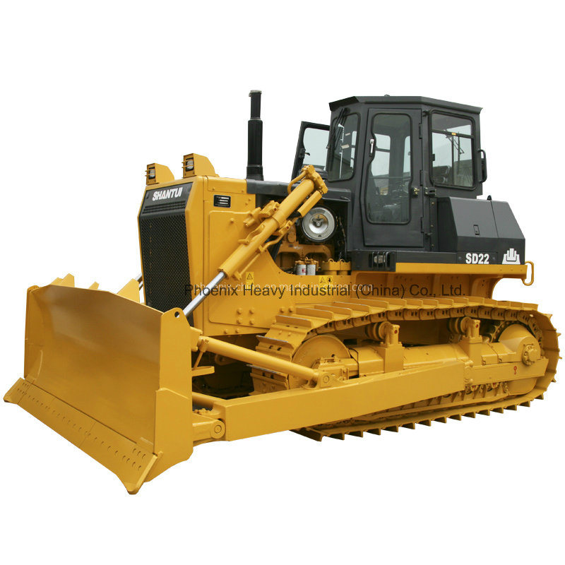 220HP Shantui SD22 Bulldozers with Cummnis Engine
