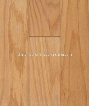 Cheap Glueless Light Oak Laminated Timber Flooring for Kitchen