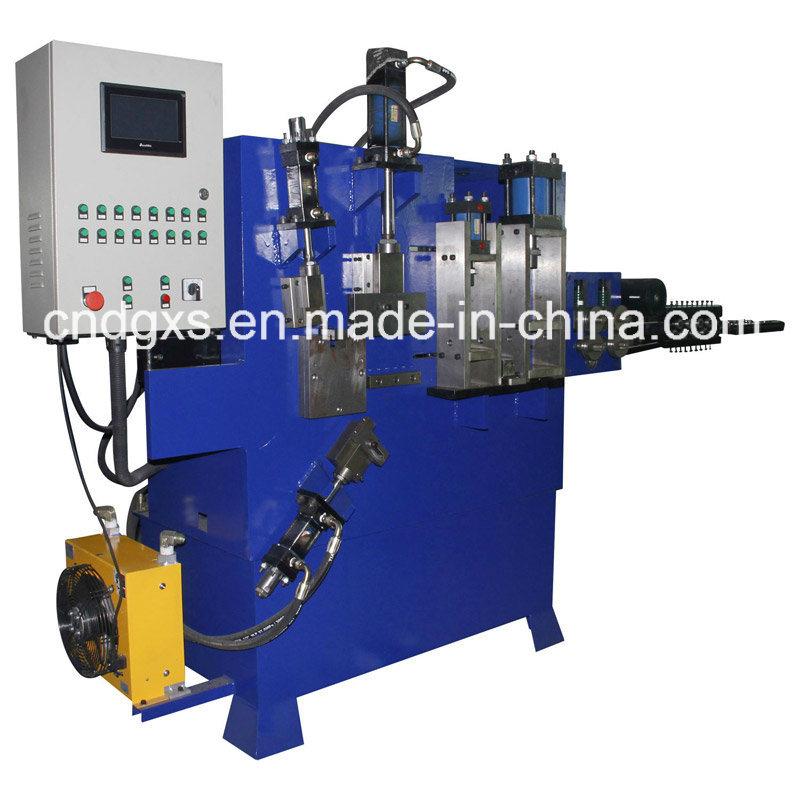 Automatic Hydraulic Paint Brush Handle Making Machine (GT-PR-8S)
