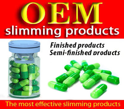 OEM Slimming Capsules/Weight Loss Pills with Private Label
