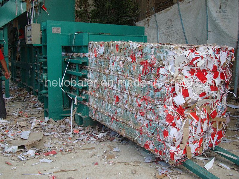 Horizontal Semi-Automatic Waste Paper Balers (HSA4-5)