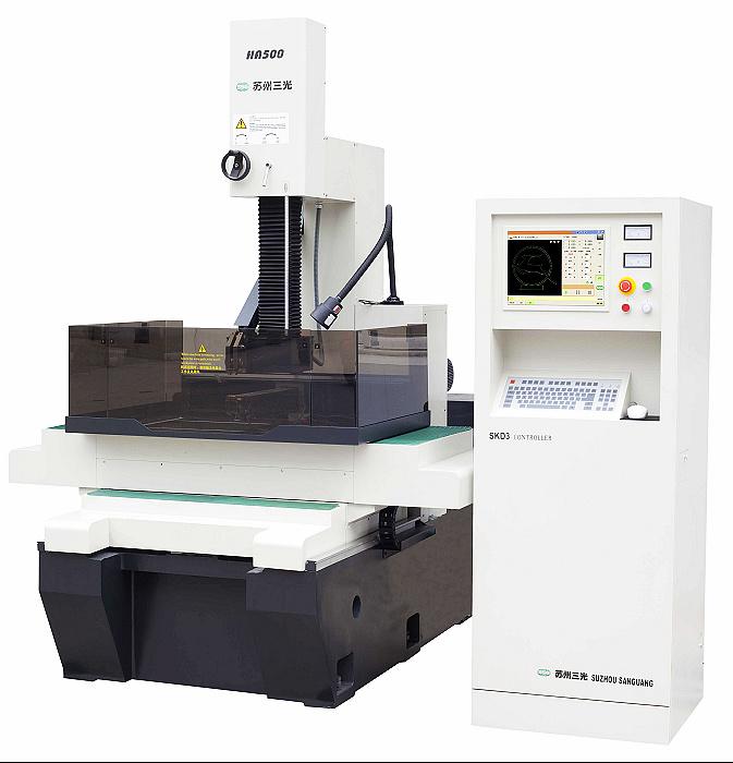 AC Servo Multi-Cutting Molybdenum Wire Cut EDM (HA500)