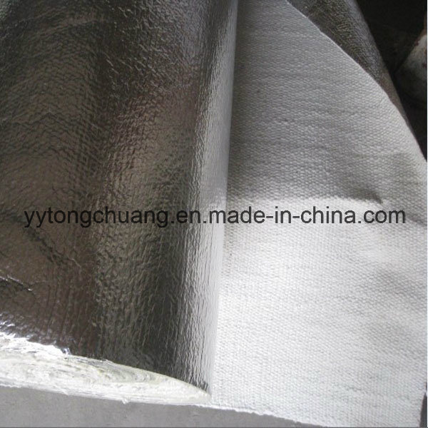 Refractory Fabric Ceramic Fiber Cloth with Aluminium Foil