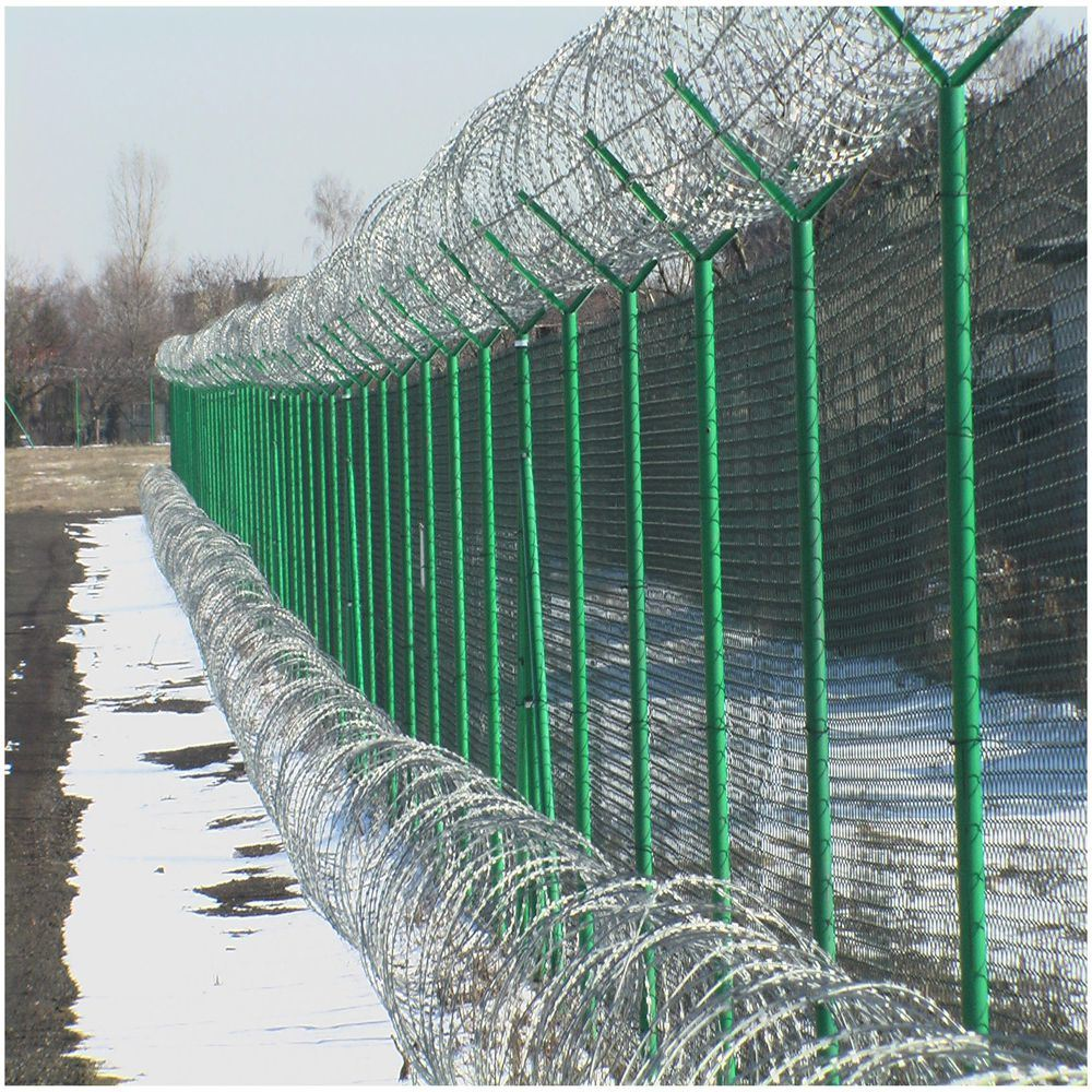 China Anping Supplier Stainless Steel Razor Wire