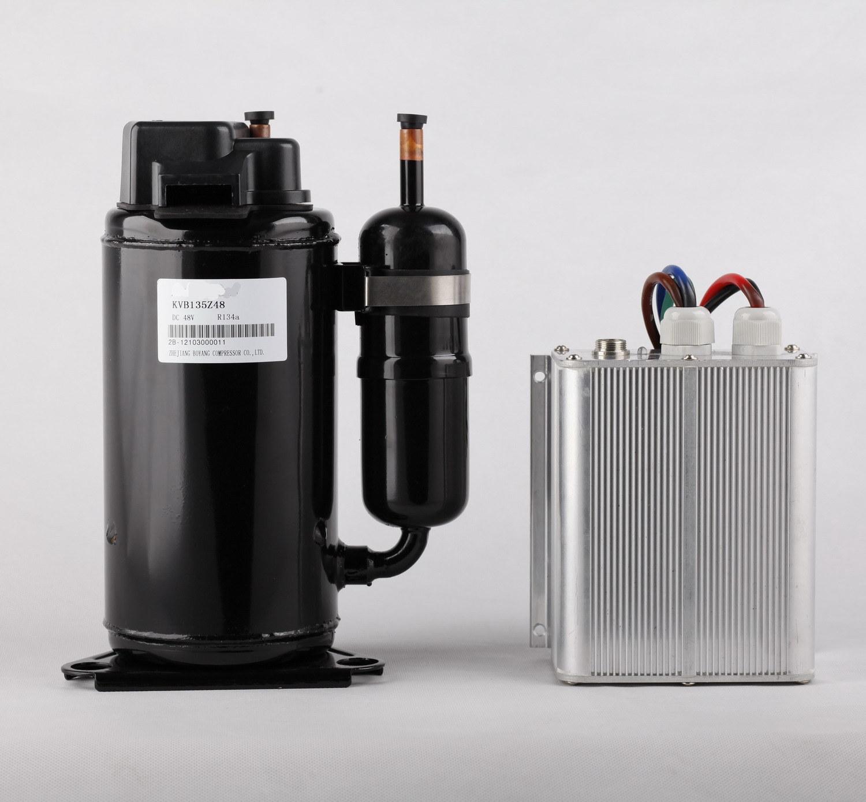 China 2890btu H 12v Dc Inverter Compressor For Air