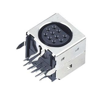 Mini DIN Connector (MDC-10-001)