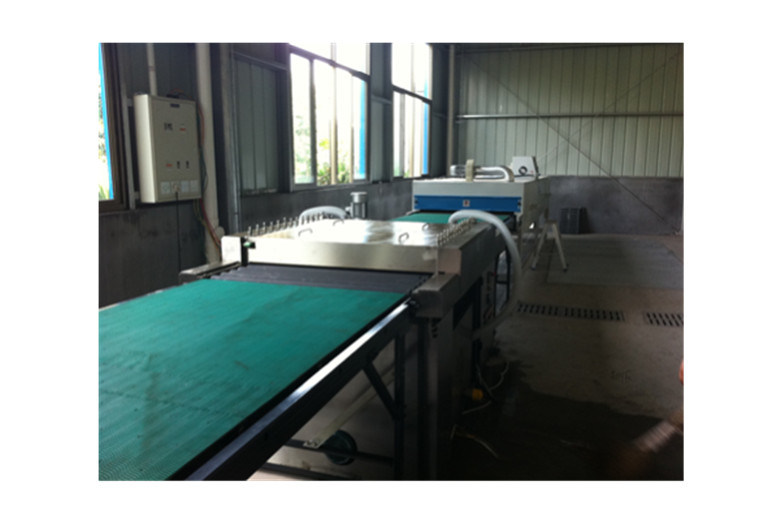 Sheet Metal Wet Surface Grinding Finishing Machine
