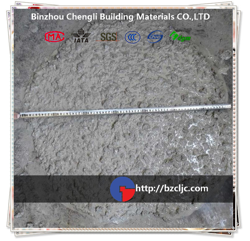 Efficient and Stable Concrete Admixtures Superplasticizer Polycarboxylate (sr-50)