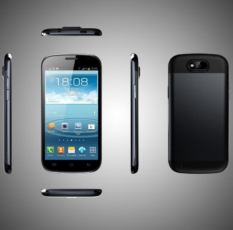 Smartphone with Dual Core/Cell Phone