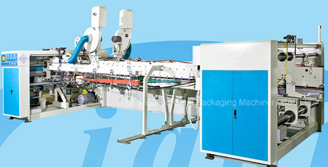 Folder Gluer Unit for Carton Machine