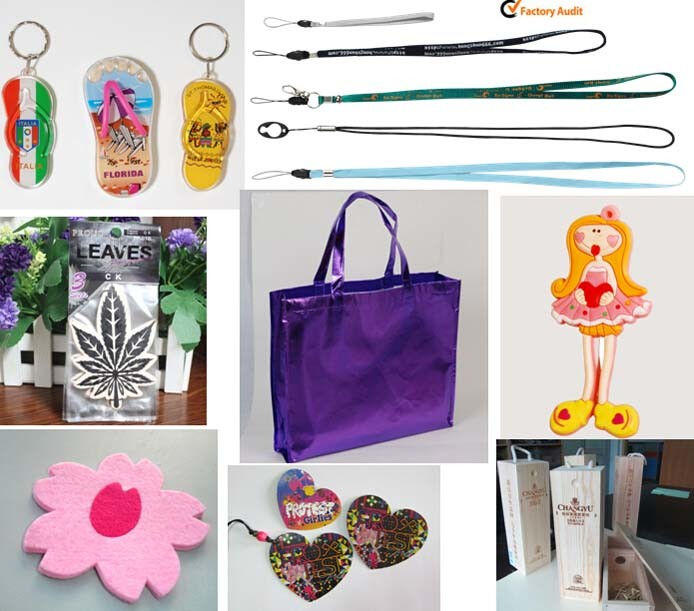 Customized Fashion Garment Accessories Promotion Gift