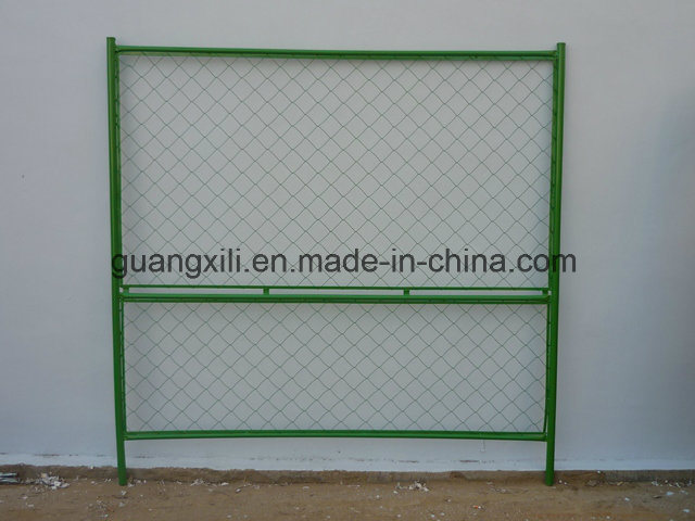 Temporary Welded Wire Mesh Fence for Stadium / Backyard/Garden