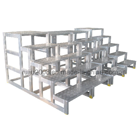 Aluminum Platform for Daily Use