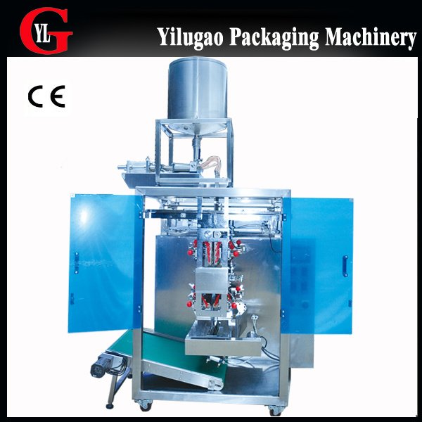 Ketchup and Tomato Paste Packing Machine (multi lines; 4 sides sealing;)
