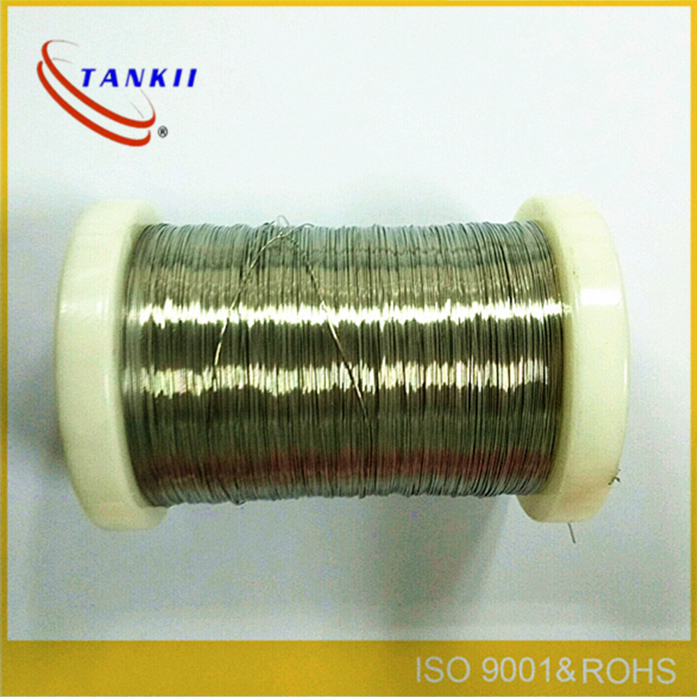 0.08mm diameter chromel wire alumel wire armored thermocouple with mini connector
