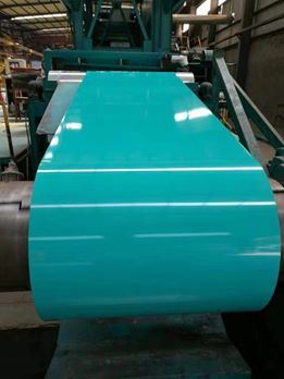 New Designed Color Coated Hot Dipped Galvanized Steel Coil