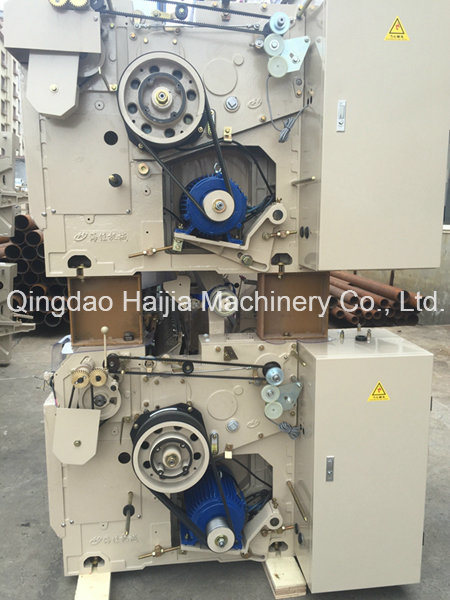 High Speed Double Nozzle Plain Shedding Textile Machine