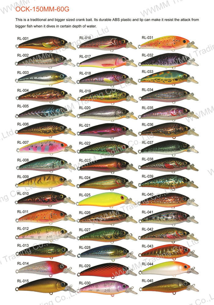 china fishing lure, fishing tackle, plastic lure bass bait--giant, Fishing Bait