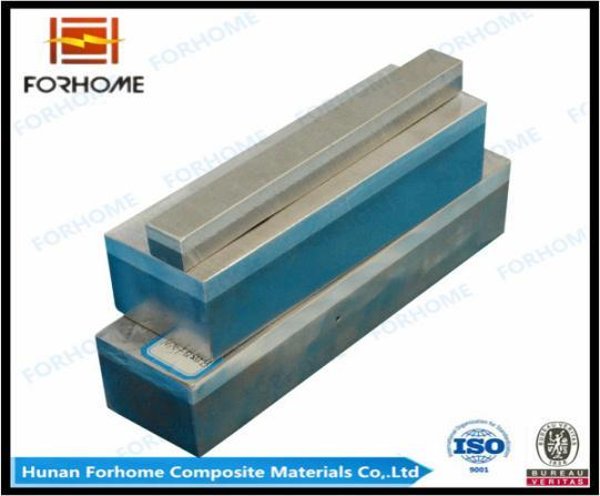 Bimetal Clad Aluminium Structure Transition Joint