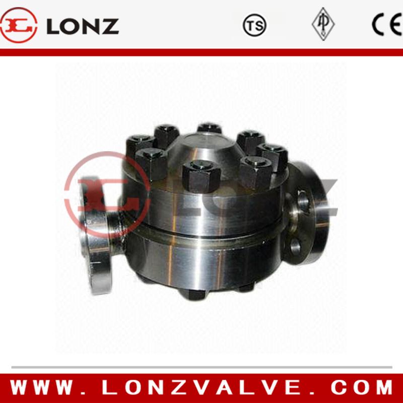 High-Temperature /Pressure Disc Type Steam Trap